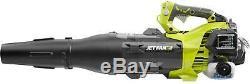 Ryobi Gas Jet Fan Souffleuse Reconditionnés Extérieur Puissant 2 Cycle De Poche