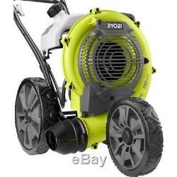 Ryobi Gaz Autotractée Souffleuse 200 Mph 520 Cfm Éclairage Extérieur Nettoyage Nouveau