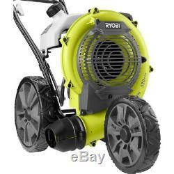 Ryobi Leaf Blower Gas Walk-behind 200 Mph 520 Cfm Déclencheur À Vitesse Variable Nouveau
