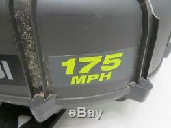 Ryobi Ry38bp 175 Mph 2 Cycle 38cc Sac À Dos Gaz Souffleuse 760cfm