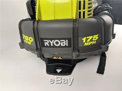 Ryobi Sac À Dos Souffleuse 175 Mph 760 Cfm 38cc 2 Cycle Gaz Poids Léger