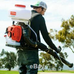 Sac À Dos 3hp Gas Brumisateur 3 Gallon Pulvérisateur Duster Souffleuse Mosquito Insecticide