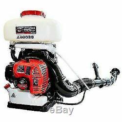 Sac À Dos Brumisateur Duster Pulvérisateur Souffleuse 3,7 Gallon Gaz Moustiques Insecticide