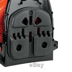 Sac À Dos Souffleuse 215 Mph 510 Cfm 58.2cc 2 Cycle Gas Powered Back Pack Recoil