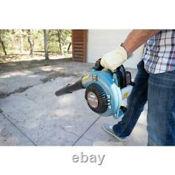 Senix Leaf Blower 26,5 CC Gas 4-cycle Handheld Interchangeable Buse Connection