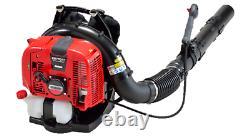 Shindaiwa 63.3cc Backpack Blower Tube Mounted Throttle, Eb770rt