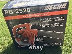 Souffle À Feuilles Portatives Echo Pb-2520