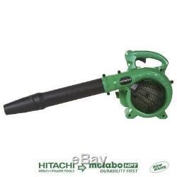 Souffleur À Feuille Au Gaz À Main, Hitachi, 24 Cc, 2 Cycles, 170-mph 441-cfm (rb24eap)