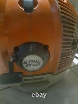 Souffleur À Feuilles De Sac À Dos Stihl Br700 Gas (64.8cc)