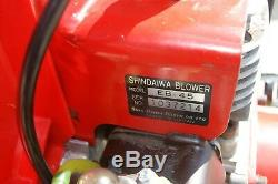 Souffleur De Feuilles À Dos À Essence Shindaiwa Eb-45