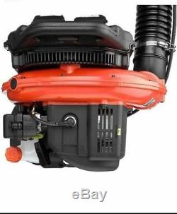 Souffleur De Feuilles À Dos Echo Pb-755st 233 Mph 651 Cfm 63.3cc 2 Cycle De Garantie De 5 Ans