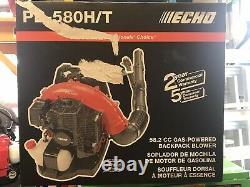 Souffleur De Sac À Dos À Essence Echo Pb-580h/t