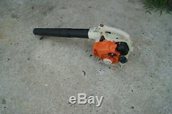 Stihl Bg55 Gas Powered Handheld Souffleuse