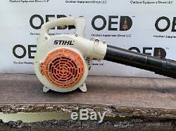 Stihl Bg55 Handheld Feuille / Souffleur De Débris 27.2cc / Strong Unité De Navires Fast Running