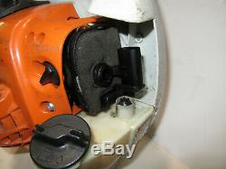 Stihl Bg56c Gas Powered Souffleuse 27cc, Forts Démarre Facilement Runs