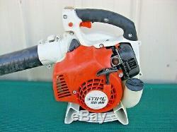Stihl Bg65 Gas-powered Handheld Souffleuse
