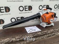 Stihl Bg86 Commercial Handheld Gaz Souffleuse Navires Soufflants 27cc Fast Nice