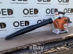 Stihl Bg86 Feuille Commerciale Handheld Gaz Blower 27cc Belles Navires Condition Fast