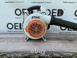 Stihl Bg86 Souleveur De Feuille De Gaz À Main Commerciale Utilisé Once / 27cc Navires Expres