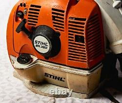 Stihl Br350 Gas Powered Backpack Souffleuse