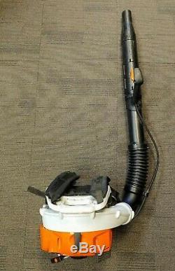 Stihl Br430 Gas Powered 63cc 2t Sac À Dos Souffleuse Excellent État