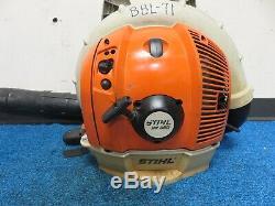 Stihl Br550 Commercial Sac À Dos Souffleuse