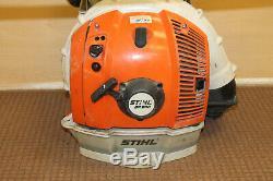 Stihl Br600 Gas Powered Back Pack Souffleuse Pickup Local Utilisé Nj