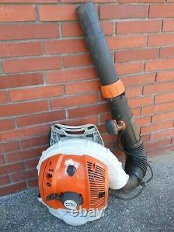 Stihl Br700 Gaz Professionnel Renforcement Des Feuilles 65cc