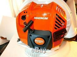Stihl Br800x Commercial Magnum Souffleur À Feuilles 80cc Tout Neuf 2019 Br700 Br600