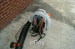 Stihl Br800x Magnum Gas Powered Backpack Souffleuse