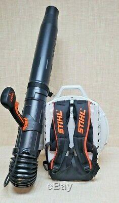 Stihl Br800x Magnum Gas Sac À Dos Souffleuse