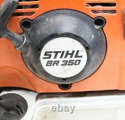 Stihl Br 350 201-mph 436-cfm Soupape À Dos De Gaz