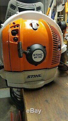 Stihl Br 700 Sac À Dos Gaz Commercial Souffleuse 10 / B3163a