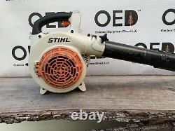 Stihl Sh85 Commercial Handheld Feuille / Souffleur De Débris Peu Usés! Navires Fast Bg