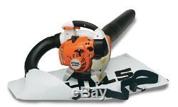 Stihl Sh 86 C-e Feuille De Qualité Professionnelle Shredder Vide / Souffleur