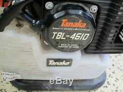 Tanaka Tbl-4610 Souffleur De Feuilles À Dos Pro Force