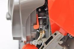 Tool Tuff 2.3hp Ventilateur De Feuilles De Sac À Dos À Moteur À Hautes Performances Alimenté Au Gaz 52cc