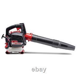 Troy Bilt Leaf Blower Handheld Gas Variable Speed Throttle 25 CC 180 Mph 400 Cfm