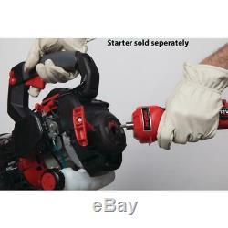Troy-bilt 150 Mph 500 Cfm 4-cycle Sac À Dos 32cc Gas Souffleuse Avec Jumpstart