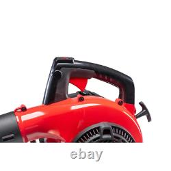 Troy-bilt 180 Mph 400 Cfm 2-cycle 25 CC Bouton De Feuille À Gaz
