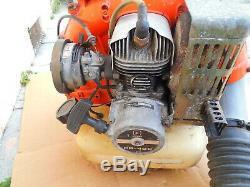 Vintage Echo Pb-400 Pb400e Sac À Dos Gaz Souffleuse